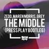 Zedd, Maren Morris, Grey - The Middle (Press Play Bootleg) **FREE DL**