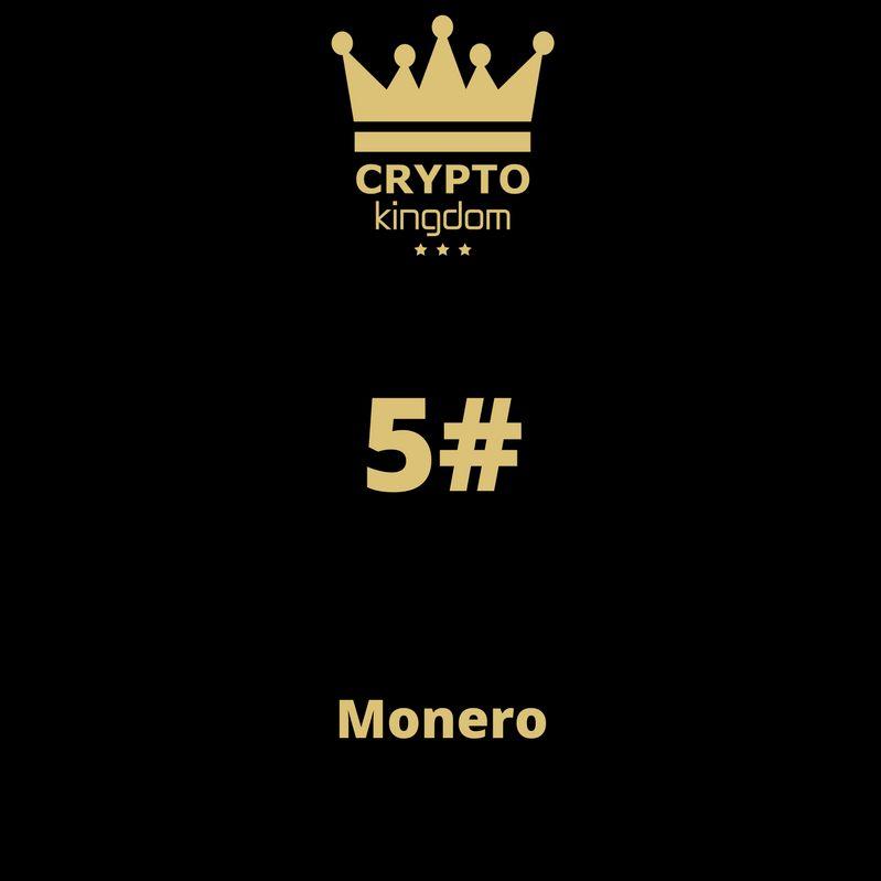 05. Monero (XMR)
