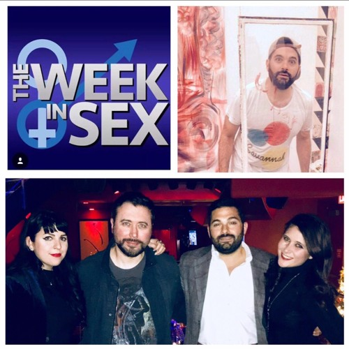 The Week In Sex - S3E16 Sex With Over 250 People/Hiding A Gun In A Vagina/Fake Orgasms/Sex In Your Parents' House