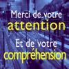 Les petits mots des conducteurs de TGV