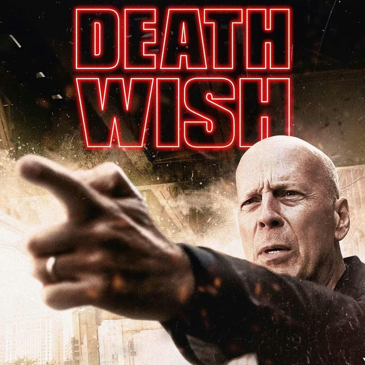 DEATH WISH : Sauvez Willis !