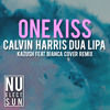 Calvin Harris Dua Lipa - One Kiss (KAZUSH FEAT Bianca Cover Remix)
