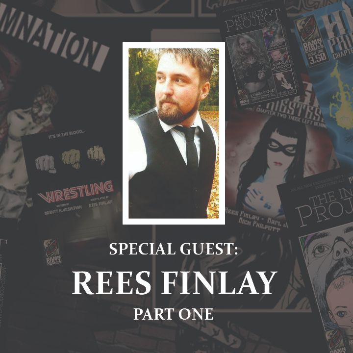 Episode 34: Rees Finlay (Part 1 of 2)