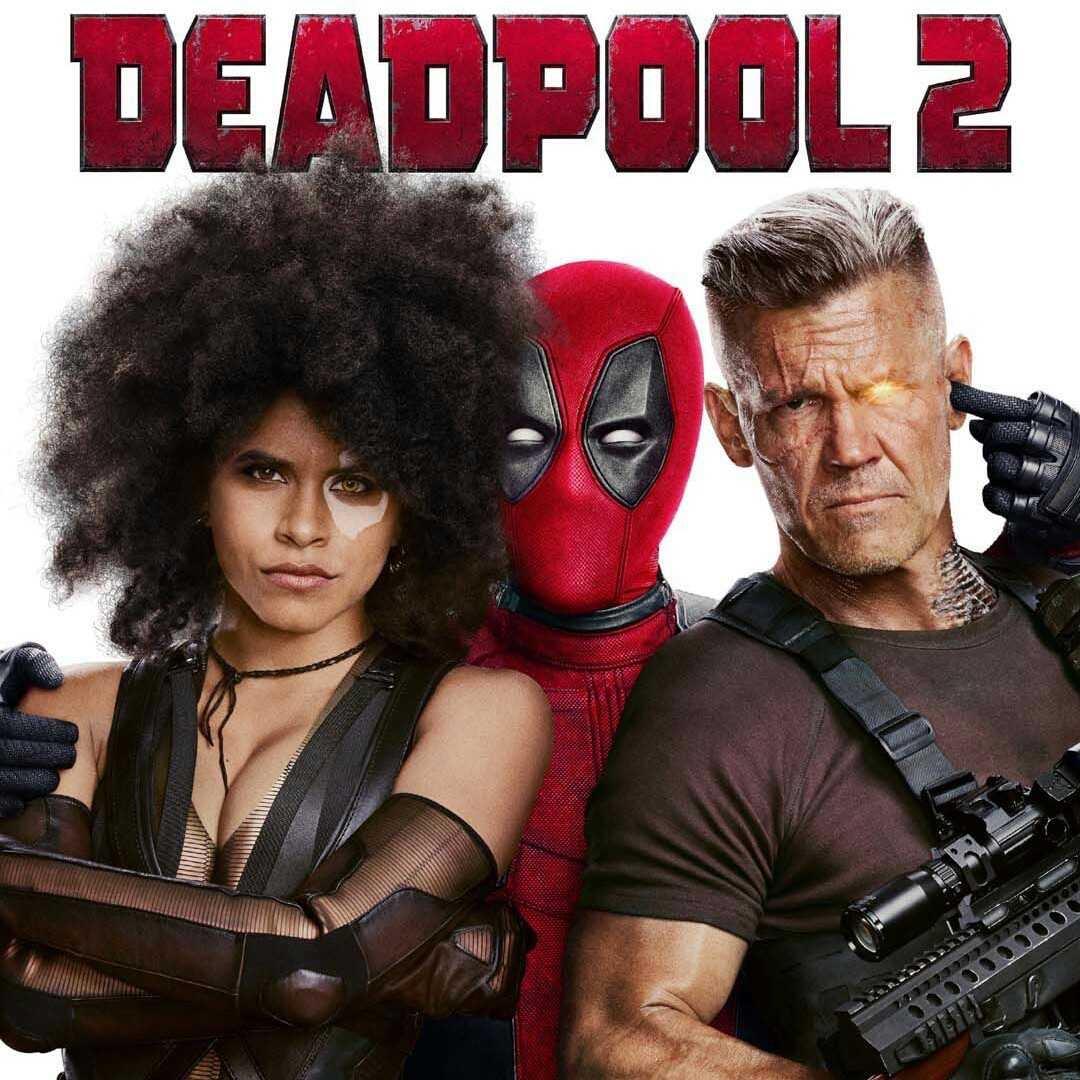 DEADPOOL 2 : Deadpool mouillée...