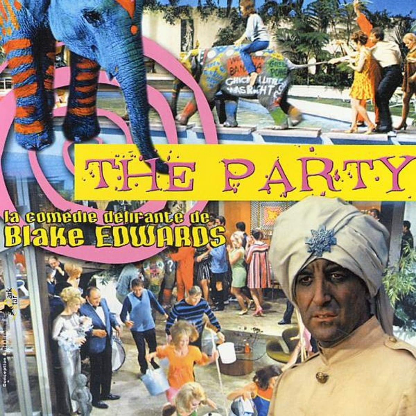 PODCAST CINEMA: THE PARTY - Critique de film - CinéMaRadio