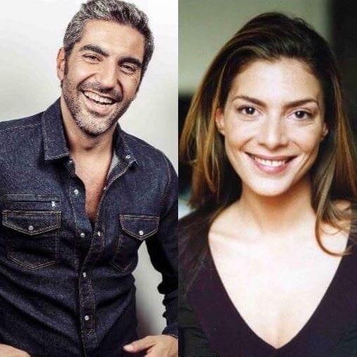 "Ary Abittan & Judith El Zein : ""Stress, Mal de dos et David Foenkinos"""