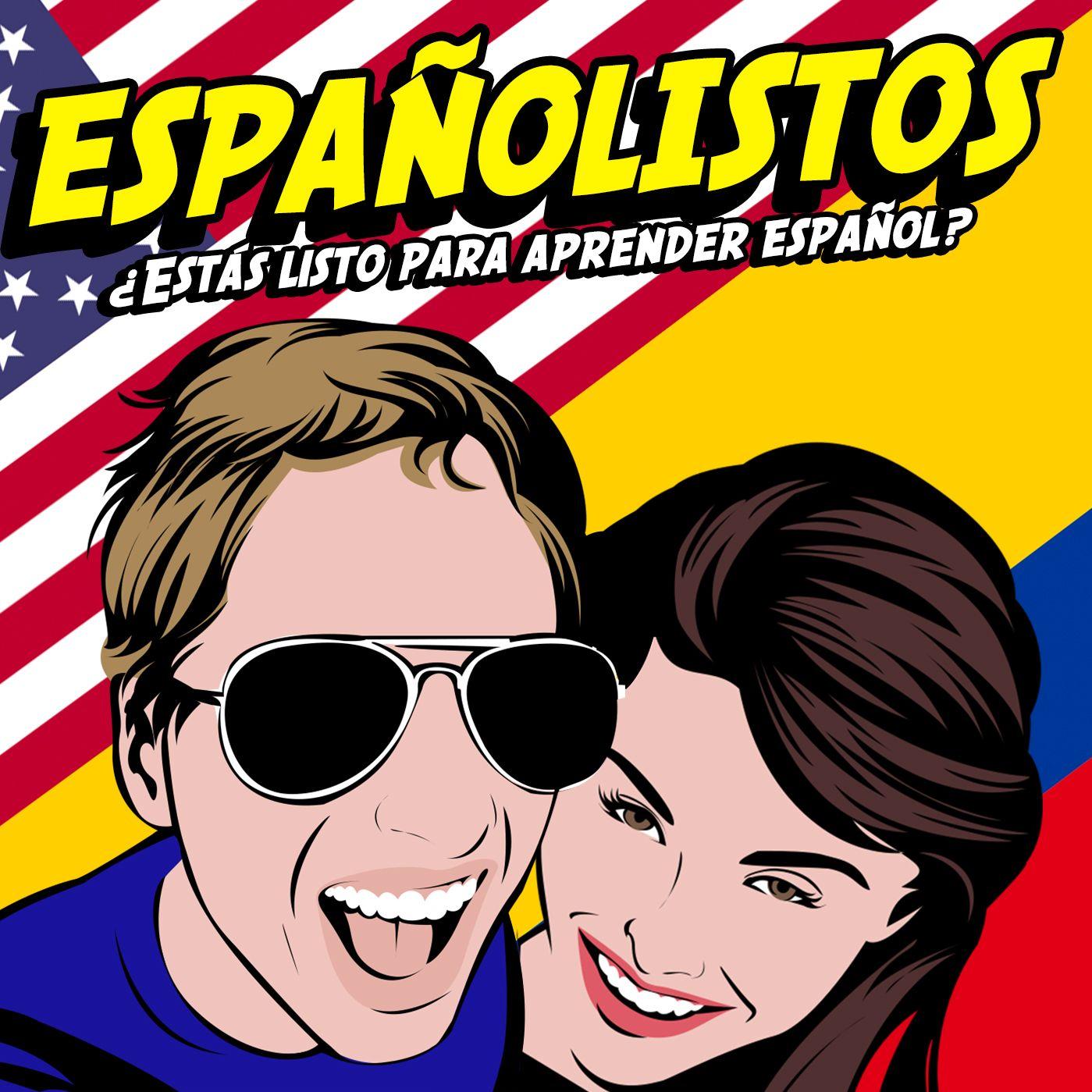 Episodio 080 - ¿Cómo Aprendí Español? | Historia de Nate