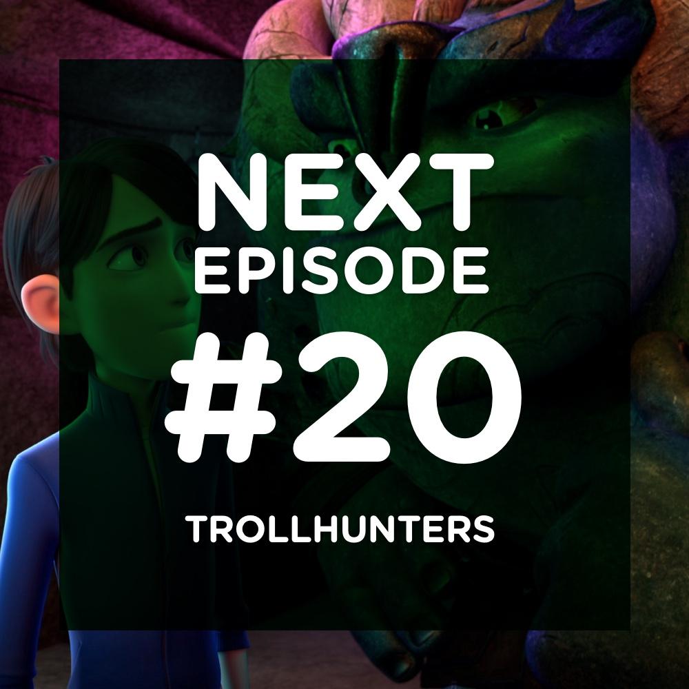 Trollhunters, le chef d'oeuvre Del Toro