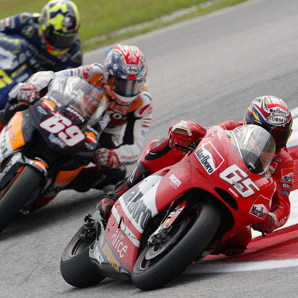 #ICYMI - Motorcycle Racing: Physics on 2-Wheels