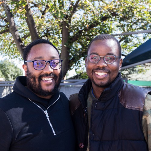 HEADS UP: Andile and Musa are going to Amsterdam and Paris