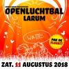 Openluchtbal Larum Contest Mix (CONTEST WINNER)