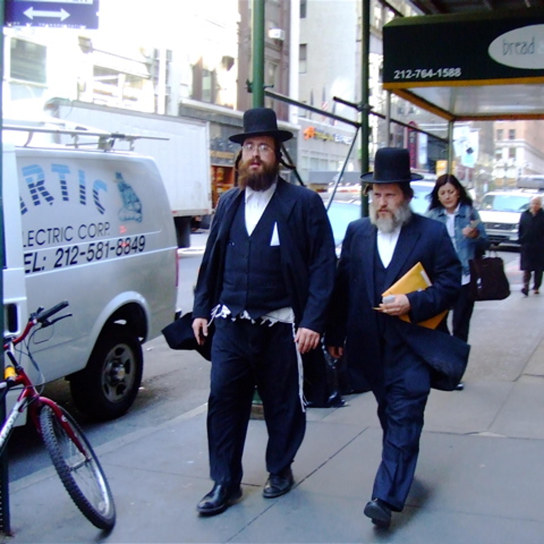 Chassidismen och de ultra-ortodoxa.