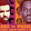 "[Freestyle Hip Hop Beat] Drake vs Pusha T - ""BEEF"" (Aggressive Hard Trap Instrumental)"