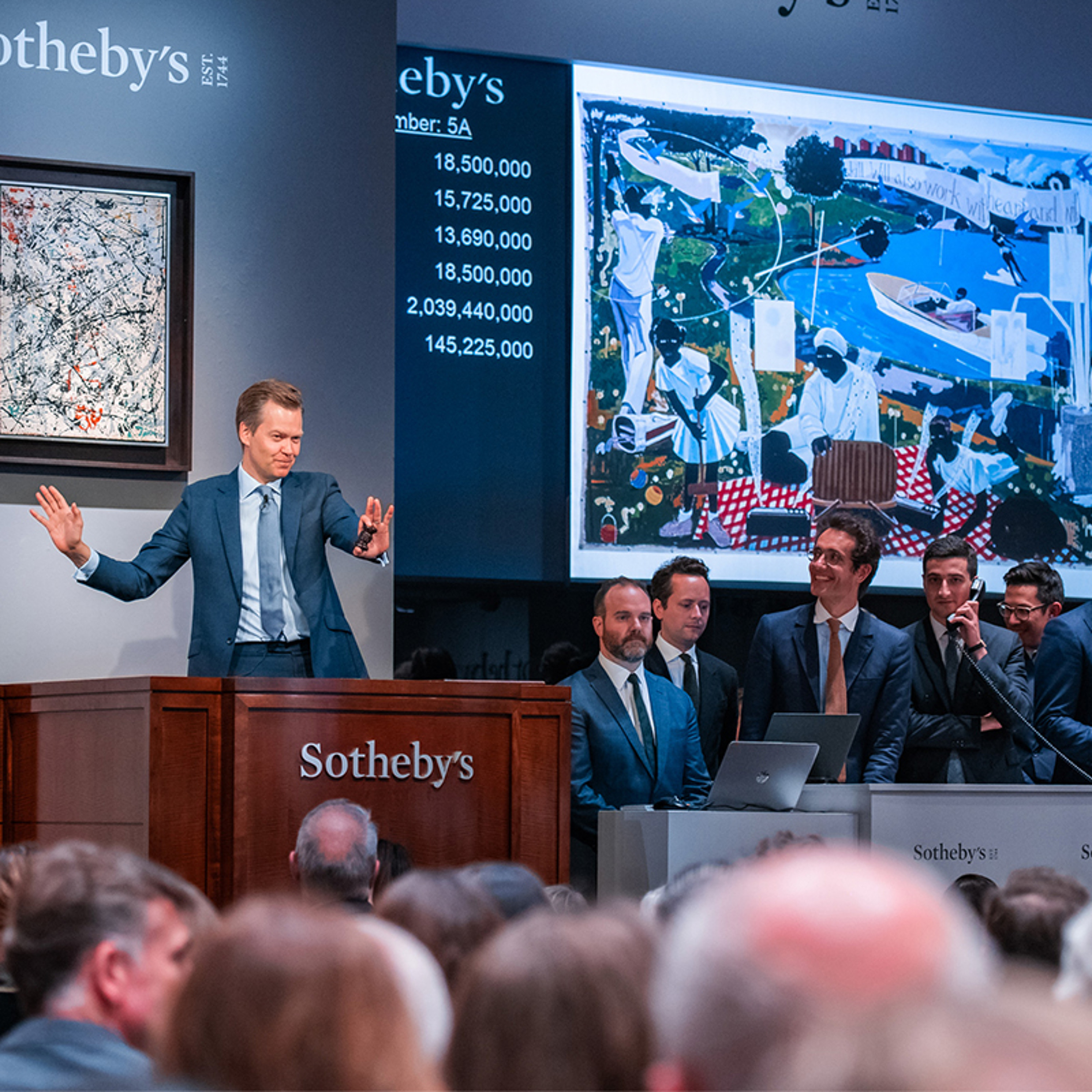 No. 79: From Auction Week to Art Basel, What's Happening in the Art Market