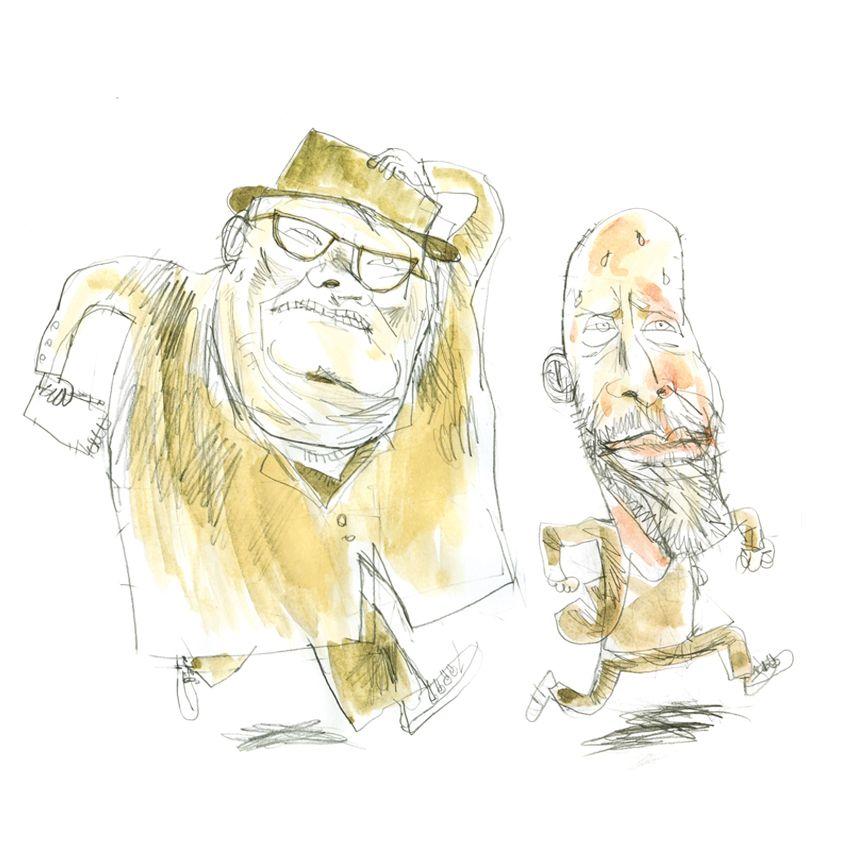 maktkamp i ap