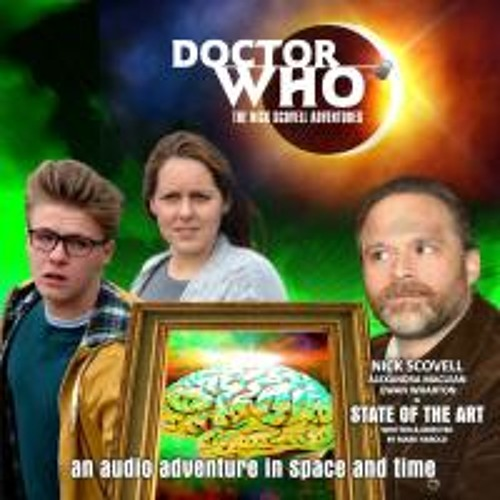 Doctor Who - The Nick Scrovall Adventures - Various