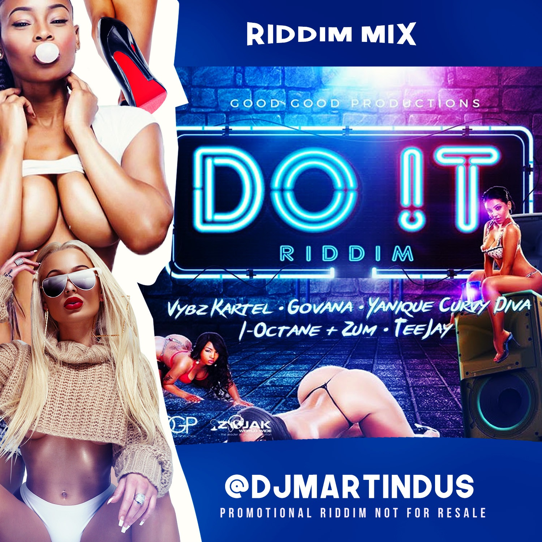 Do It Riddim Dancehall Mix 2018 (PROMO MIX)