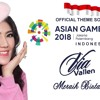 VIA VALLEN - Meraih Bintang (OFFICIAL SONG ASIAN GAMES 2018)