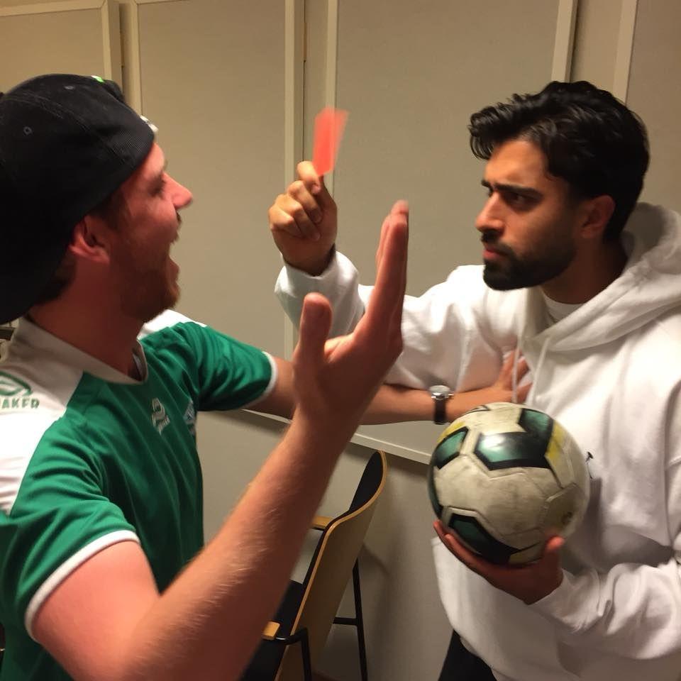 #58 Andreas Lindland og Arash Safartabar om VM, Palmesus og Start
