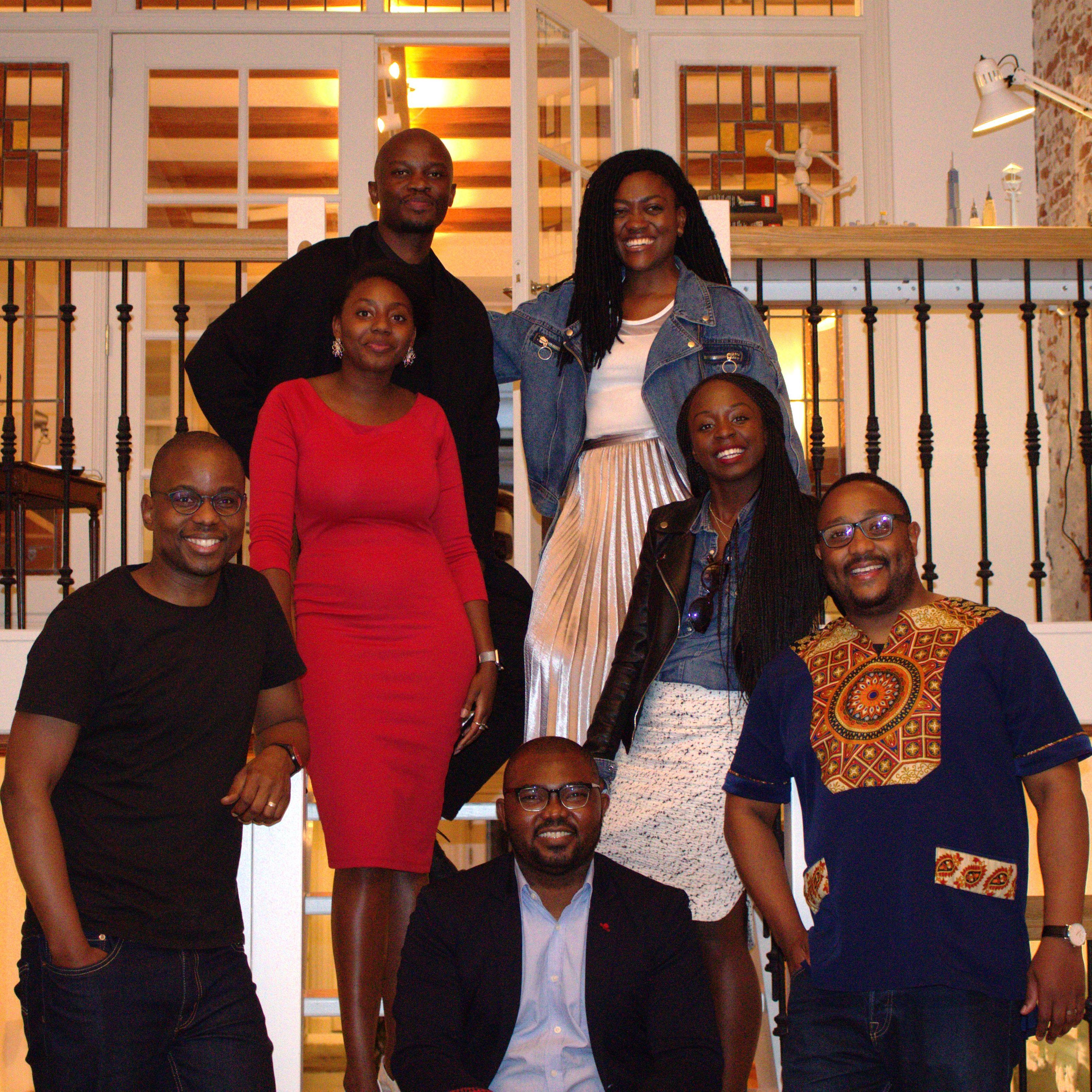 #VillageDiariesAmsterdam Pt 2 w/ Augustina Austin, Babusi Nyoni, Danai Musandu & Tania Habimana