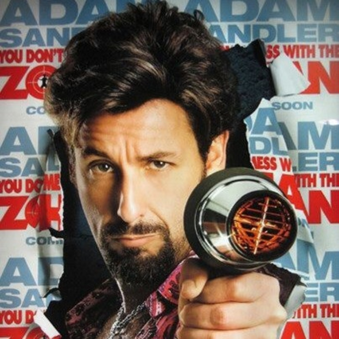 PODCAST CINEMA | critique du film RIEN QUE POUR VOS CHEVEUX / YOU DON'T MESS WITH THE ZOHAN