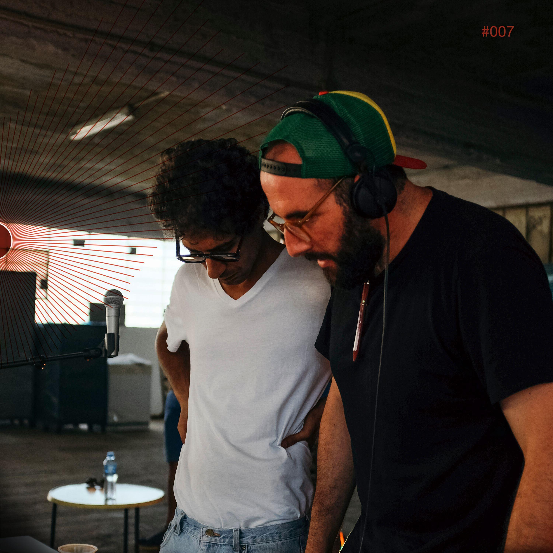 Recordat Bethlehem #007 Session 02 by Atlas & Youset