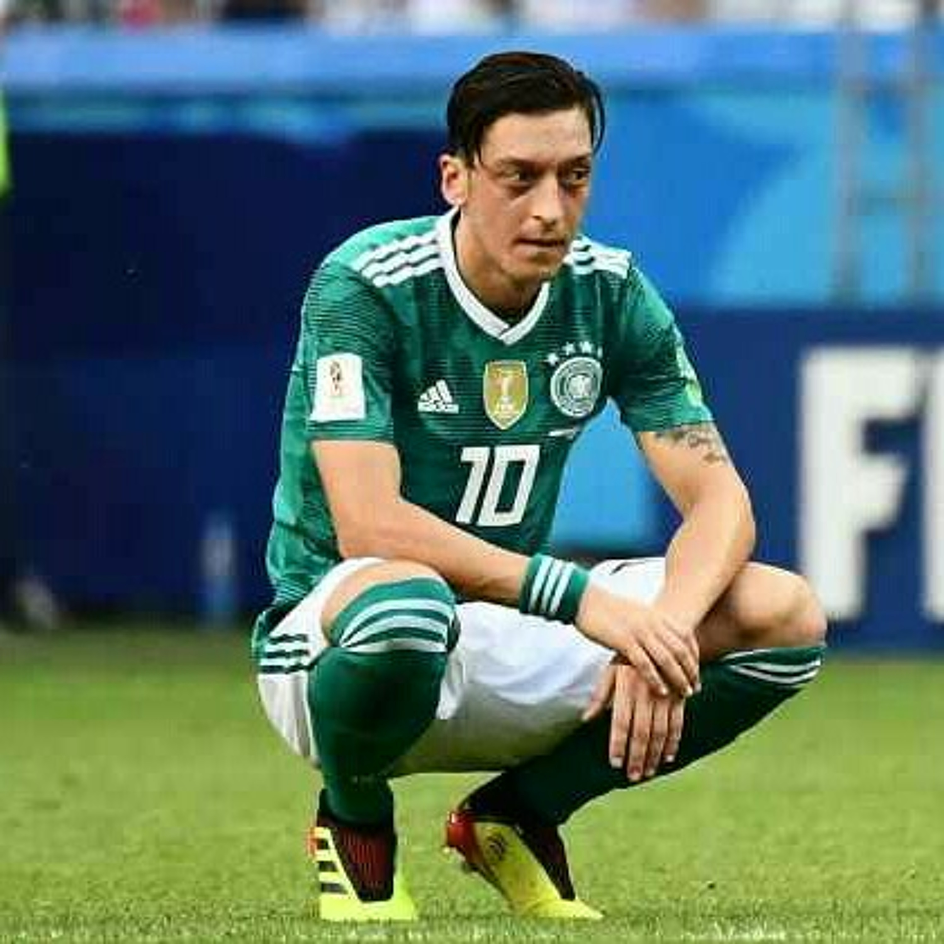 What went wrong between Ozil and the German FA.