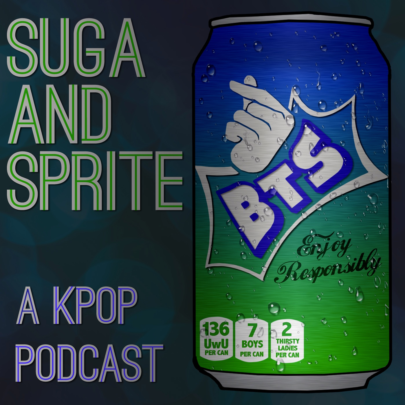 Suga and Sprite: A BTS Podcast  Episode 5: Sexual Namjoon