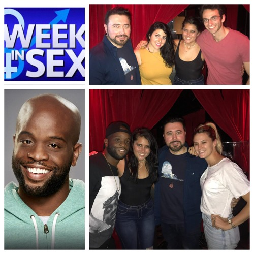 The Week In Sex - S3 E27 Sex with Rich People/Crying and Sleeping During Sex/Cleaning Your Vag