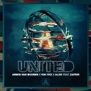 Armin Van Buuren x Vini Vici x Alok ft. Zafrir - United (Extended Mix) להורדה