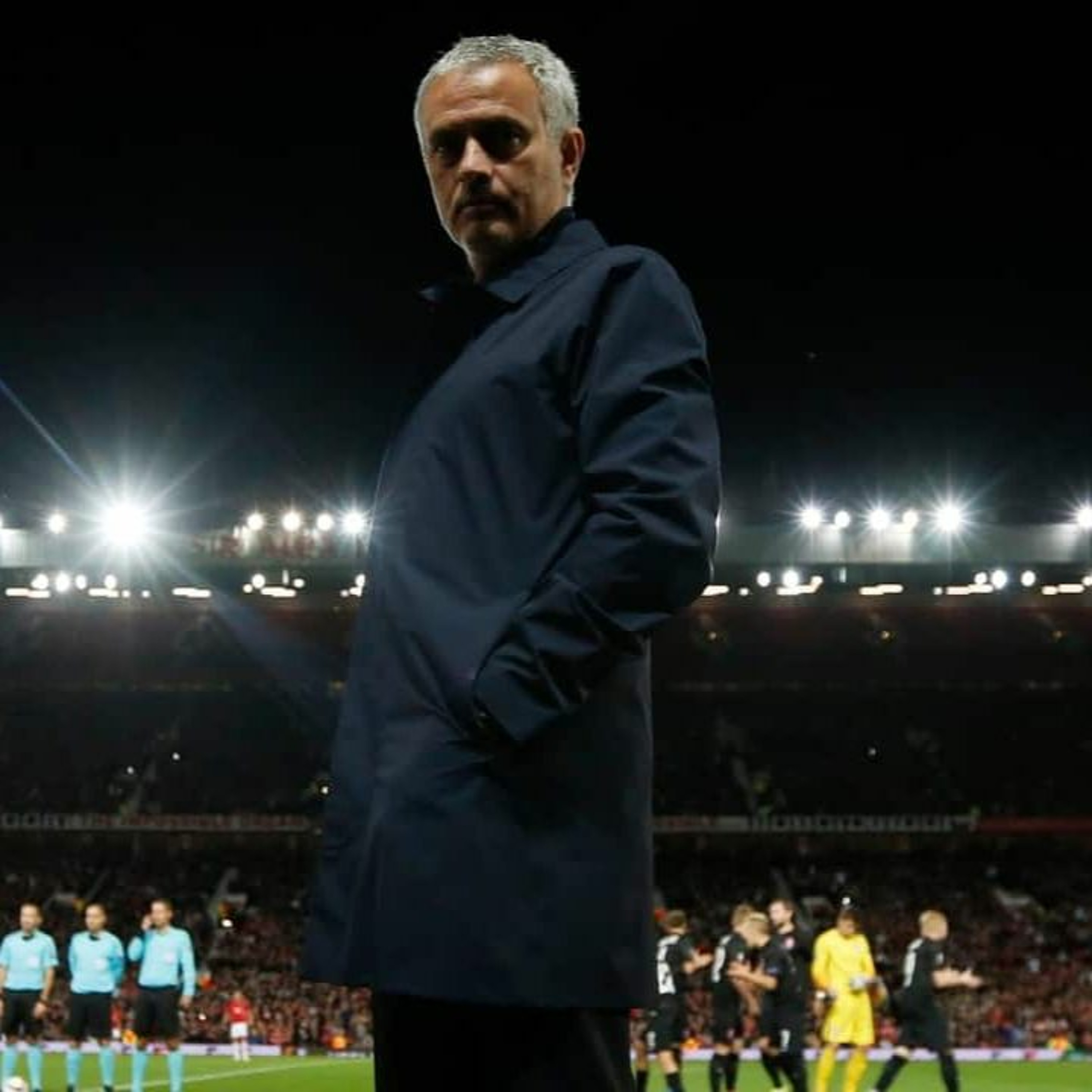 Episode 17: Jose Mourinho And his Red Devils