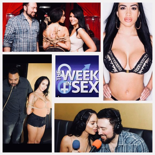 The Week In Sex - S3 E29 Victoria June Gets Tied Up, Makes Out With Comedian Katharyn Henson, and Bounces on Allan