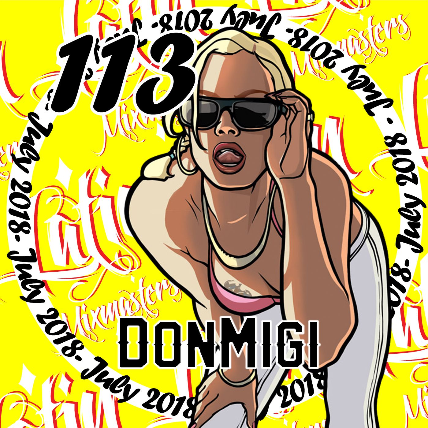All Latest Episodes Of Reggaeton Mix Podcast