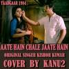Aate Hain Chale Jaate Hain  (Yaadgaar 1984)COVER BY KANU2