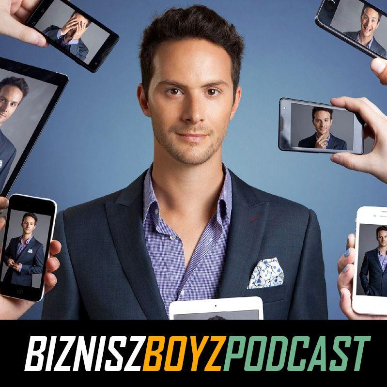 7. Mélyinterjú Szántó Péterrel - üzleti gondolkodás az USA-ból importálva | Biznisz Boyz Podcast