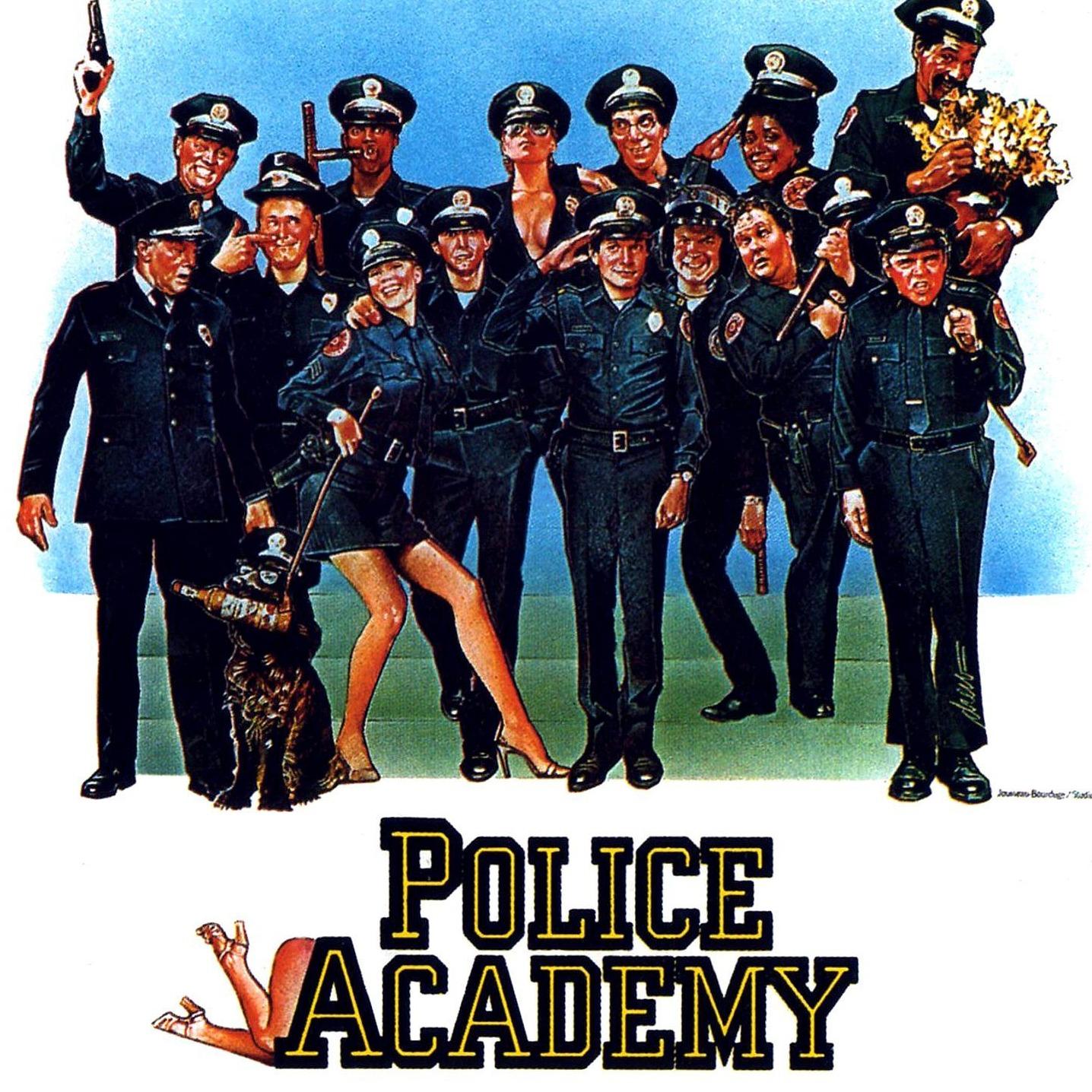 Une comédie à voir : POLICE ACADEMY | CinéMaRadio le podcast du cinéma