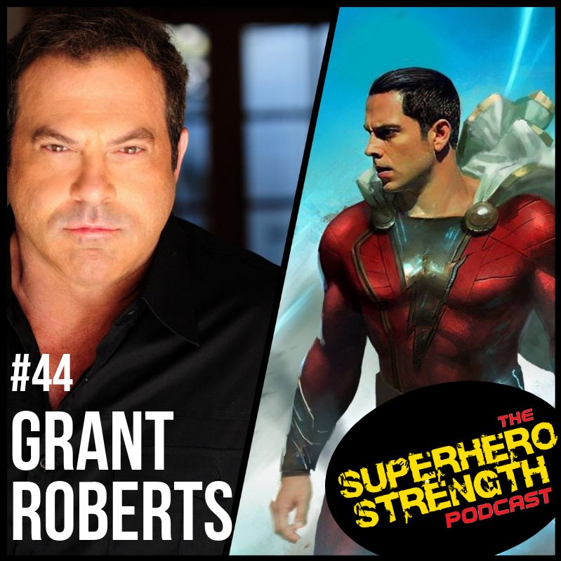Ep44-:Grant Roberts [Trainer of Zachary Levi]