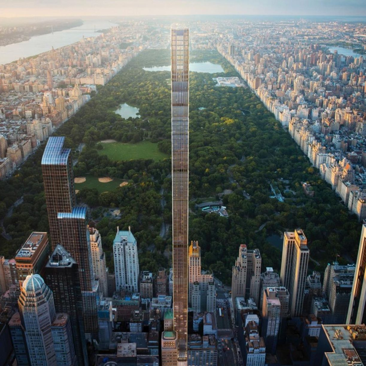 "Supertall ""Terracotta Masterpiece"" Almost Complete in NYC"