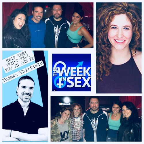 The Week In Sex - S3 E32 Dating Advice From Tori, Mom, and Sexpert Thomas Whitfield