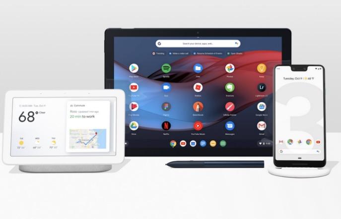 Rush Talk 119: Google's hardware draait om software