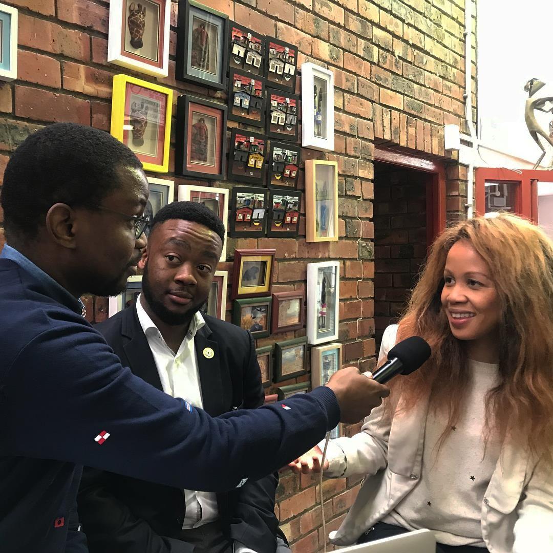 Gig economy diaries with SweepSouth's Aisha Pandor and LULA's Velani Mboweni