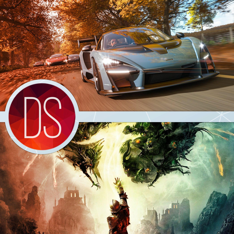 S2E3: Excessive Rambling, Forza Horizon 4, Dragon Age Inquisition