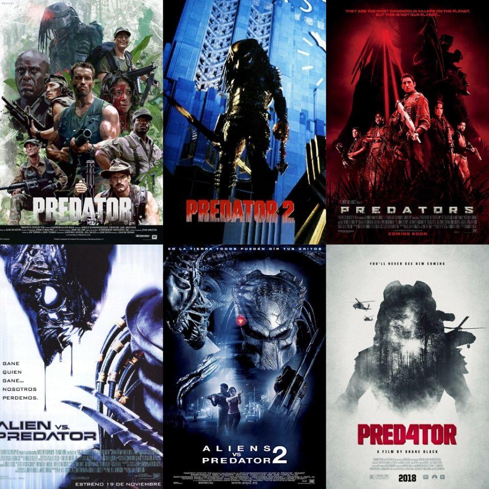 Le Predator est de retour : Focus sur la saga