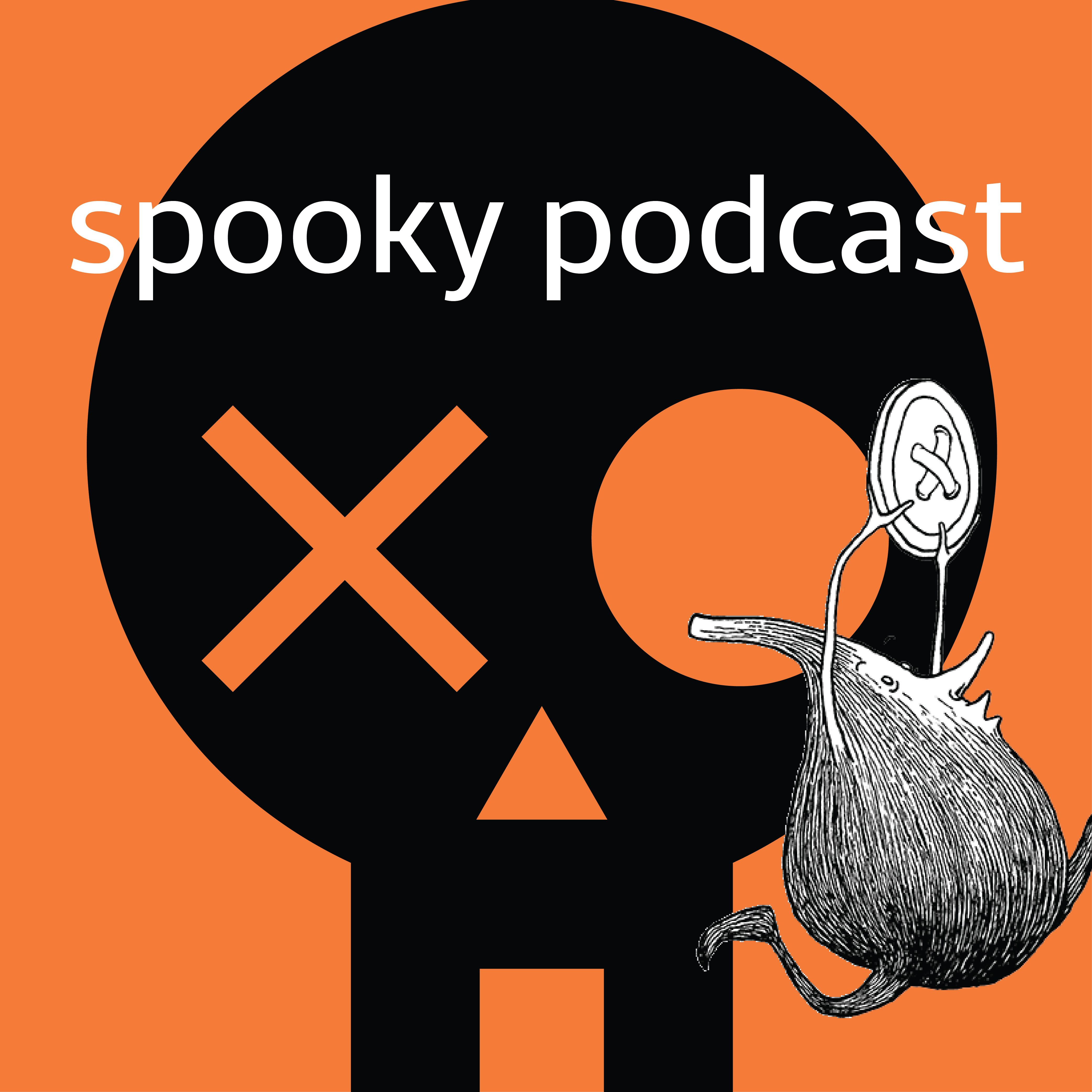 ghost of podcasts past: halloween nonsense - buttons & figs | lyssna
