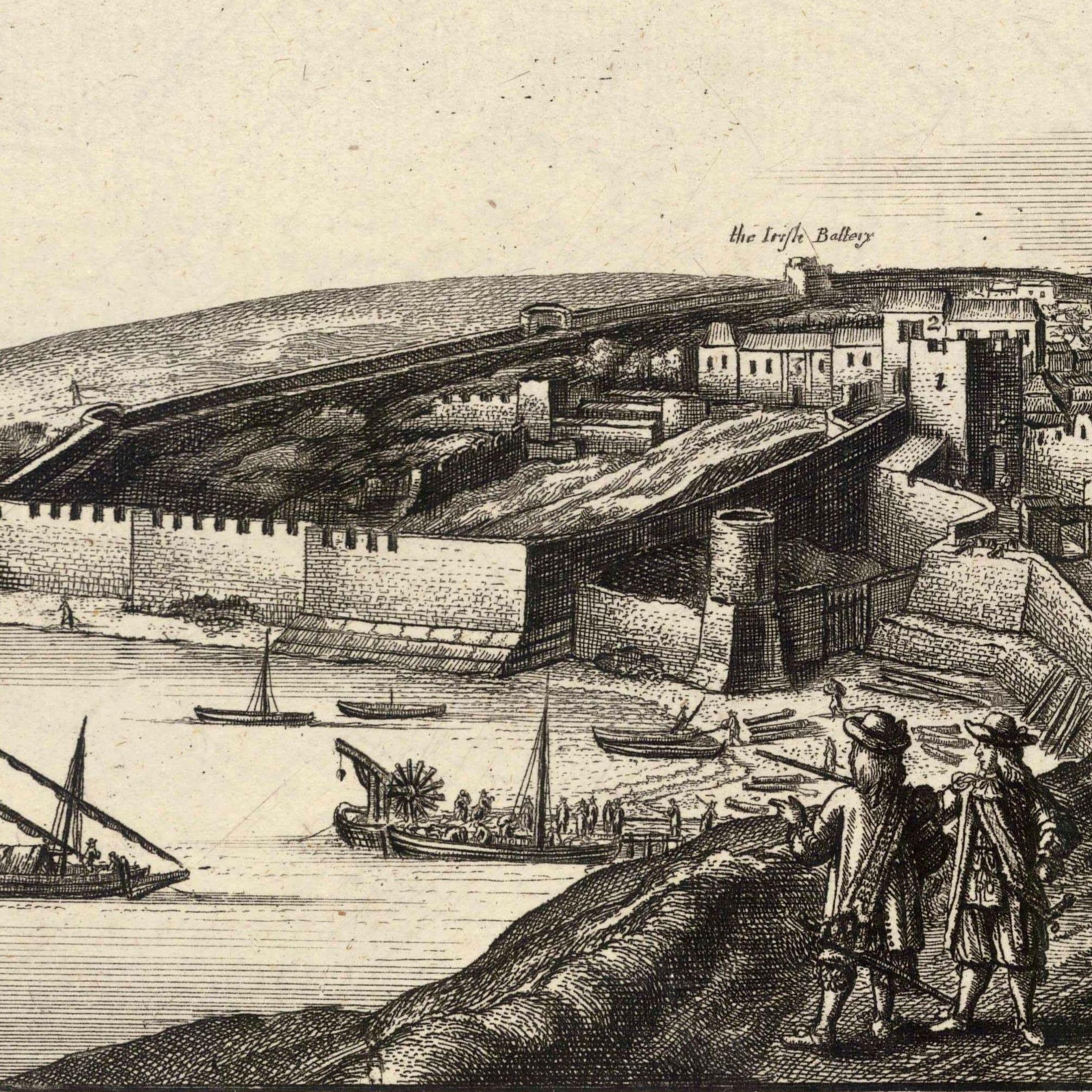The English in 17th-Century Tangier | Karim Bejjit