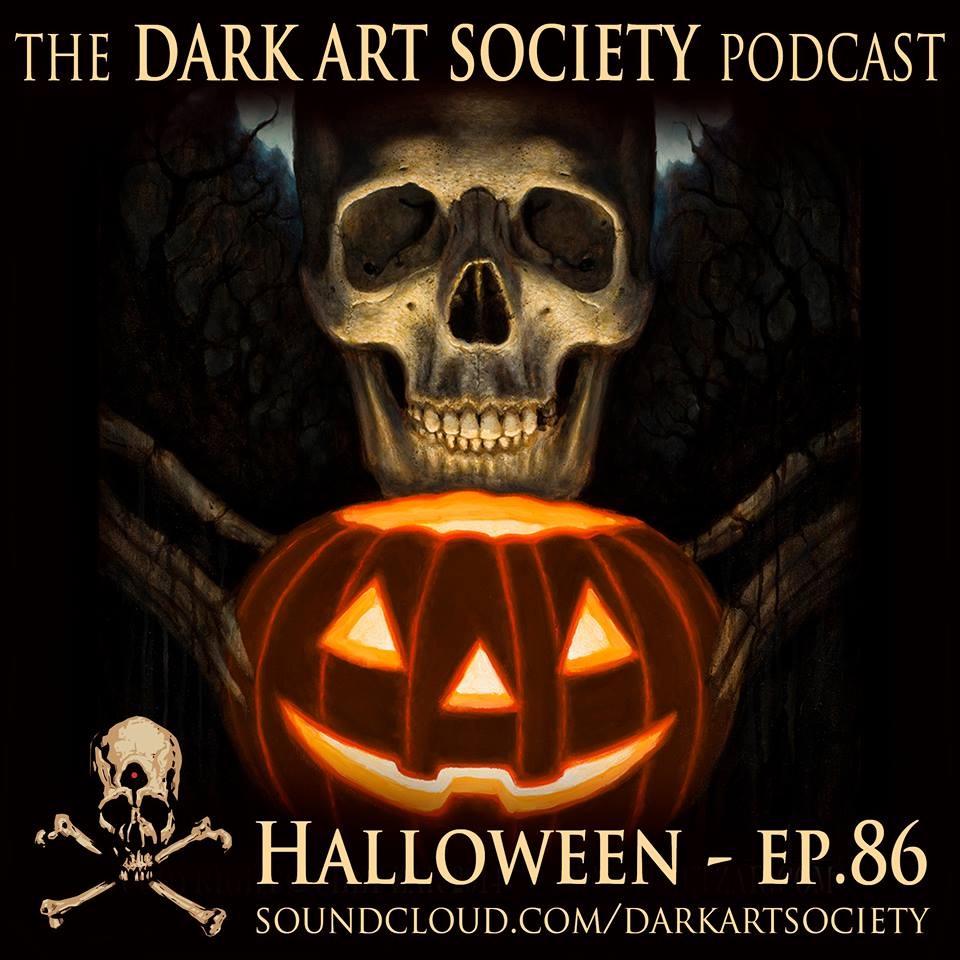 halloween - ep. 86 - dark art society podcast | lyssna här