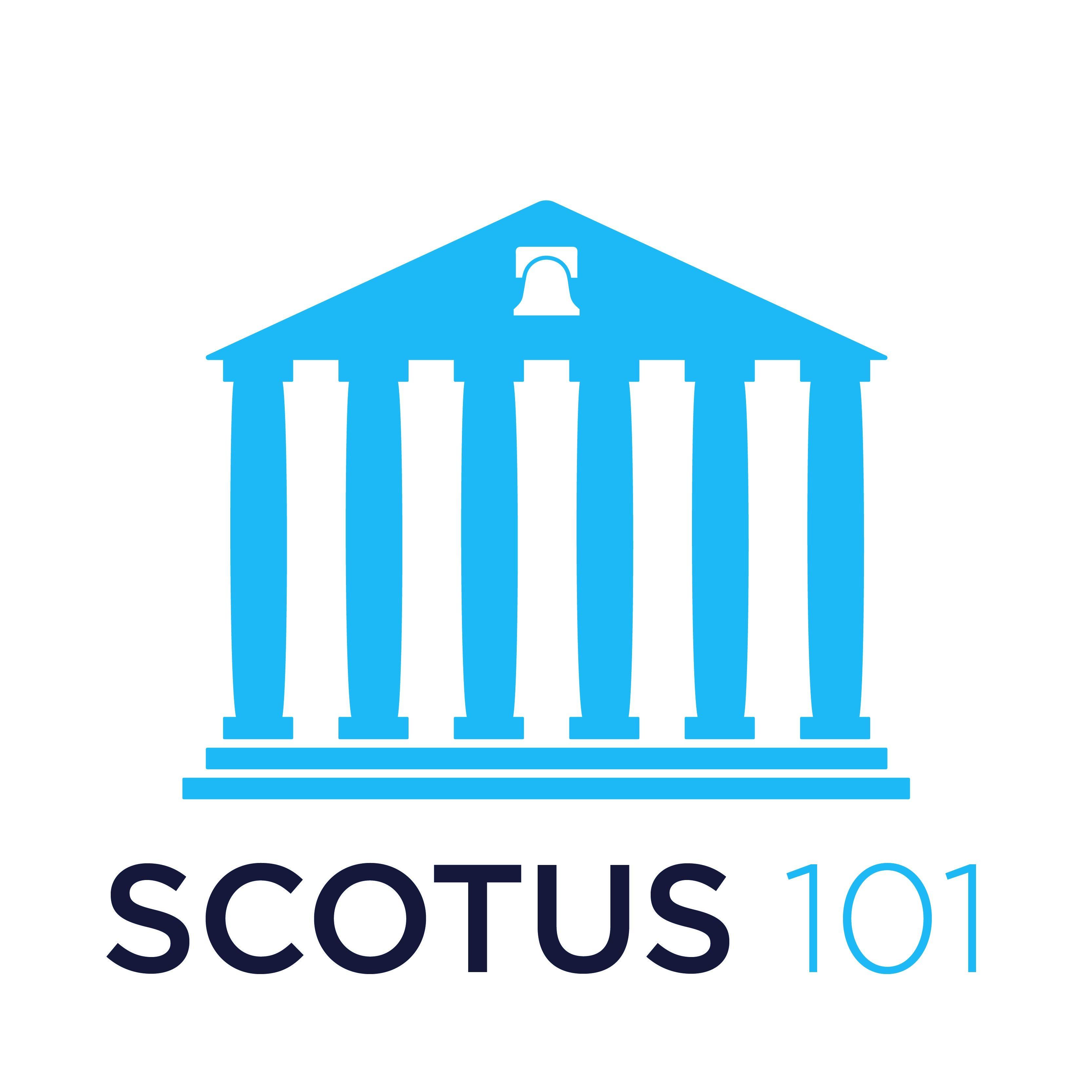 SCOTUSblog on SCOTUS101, vol. II