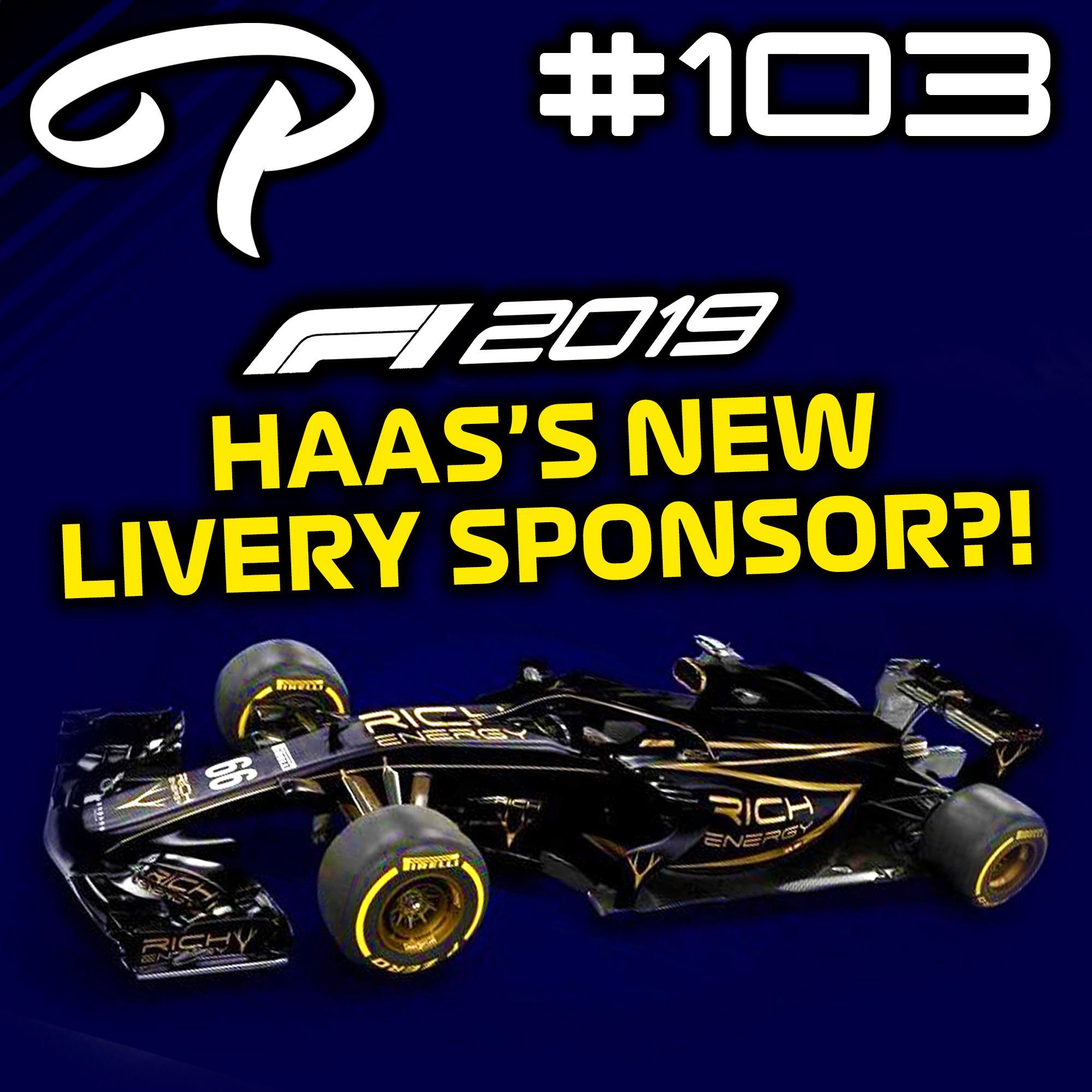 RICH ENERGY HAAS F1 TEAM FOR F1