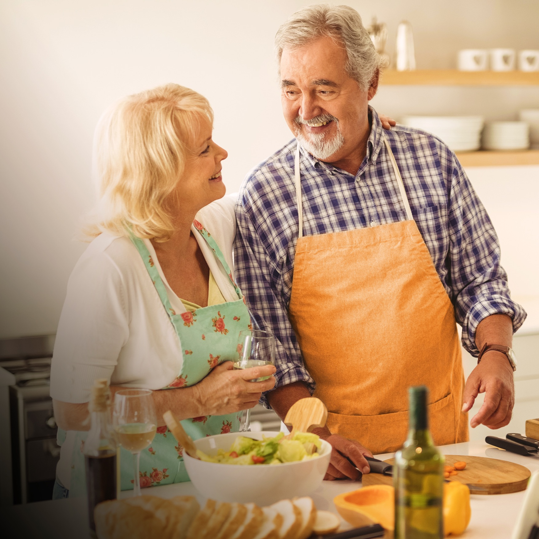 Money in retirement: more than enough