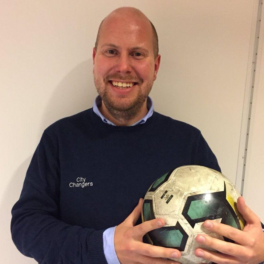 #69 Henrik Tellefsen Gimle om City Changers og ståa i lokalfotballen